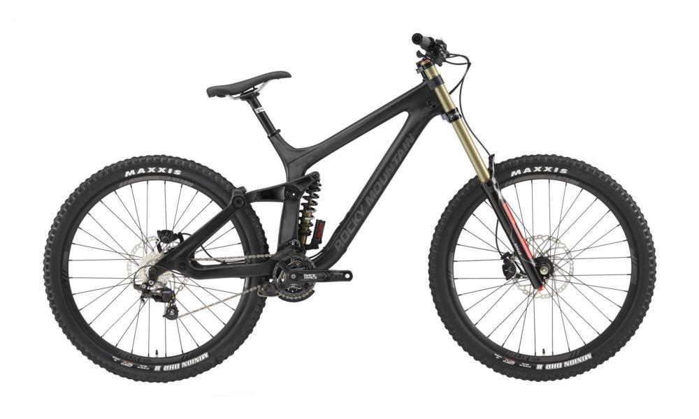 "2016 Rocky Mountain Maiden Pro karbon 27,5"" Downhill kerékpár"