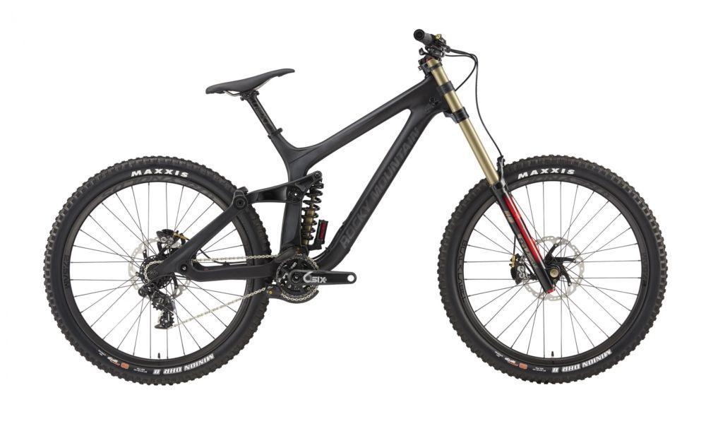 "2016 Rocky Mountain Maiden Unlimited karbon 27,5"" Downhill kerékpár"