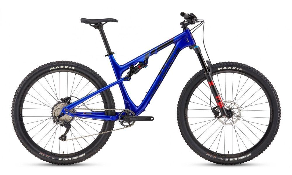 "2017 Rocky Mountain Instinct karbon 27,5"" Trail kerékpár"