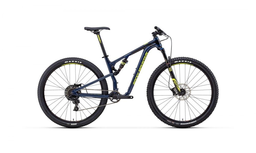 2018 Rocky Mountain Element ALU XC kerékpár