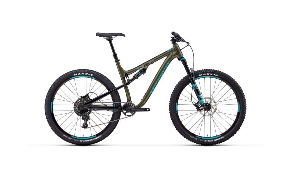 "2018 Rocky Mountain Thunderbolt 50 ALU 27.5"" Trail kerékpár"