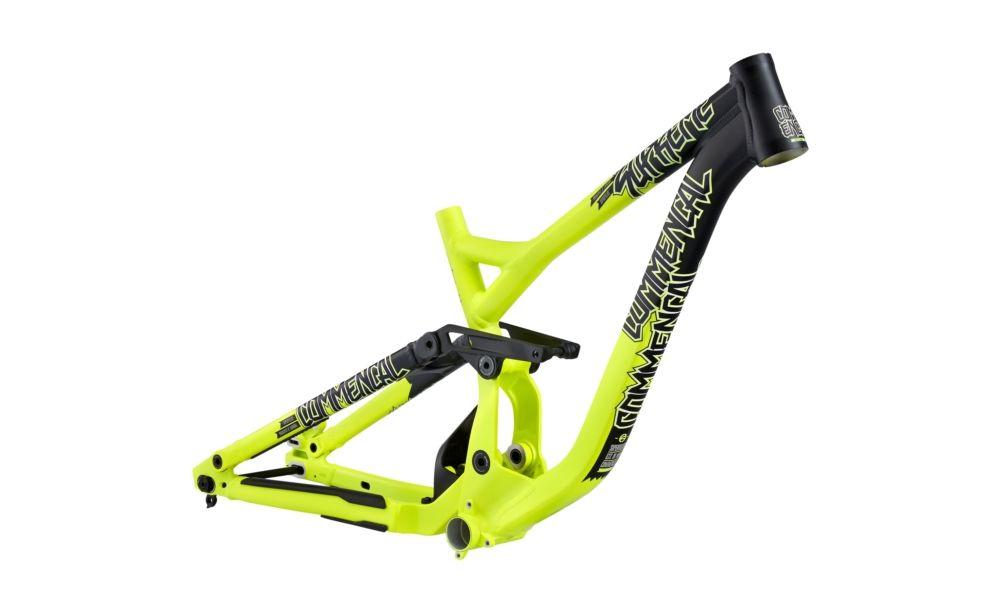 2015 Commencal Supreme DH V3 27.5 Downhill váz