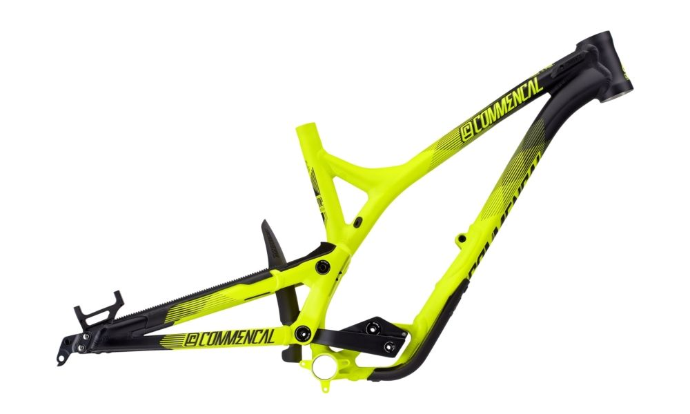 2016 Commencal Supreme DH V4 27.5 Downhill váz