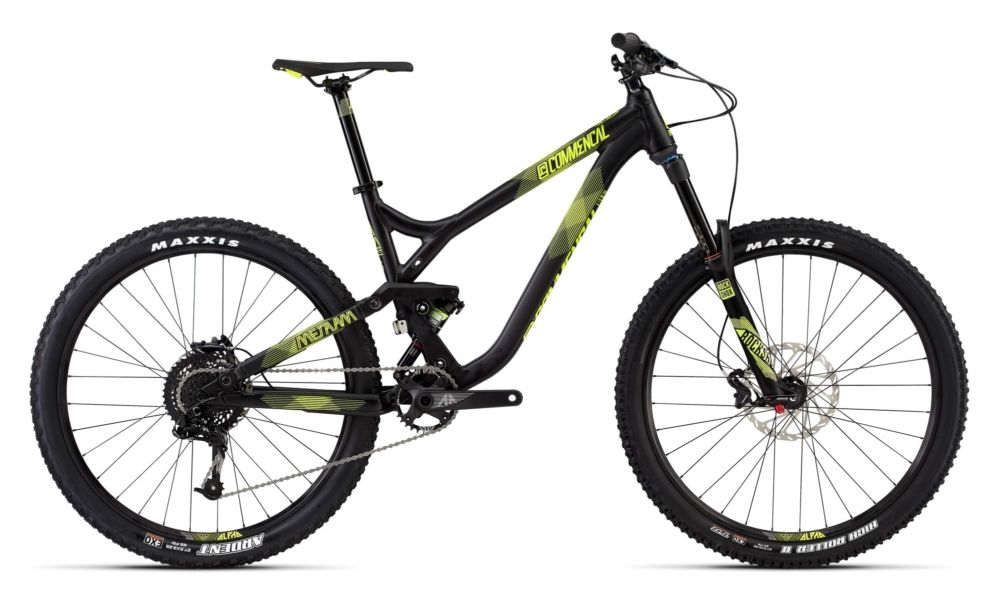 2016 Commencal Meta V3 27.5 enduro kerékpár