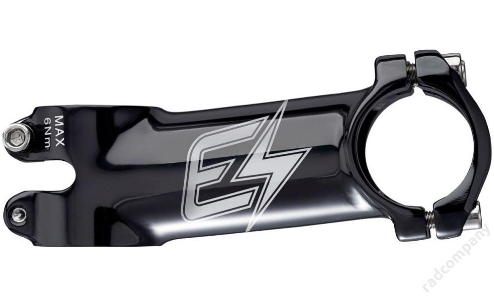 REVERSE E-XC Ø31.8mm 90mm 6°, FEKETE/SZÜRKE stucni