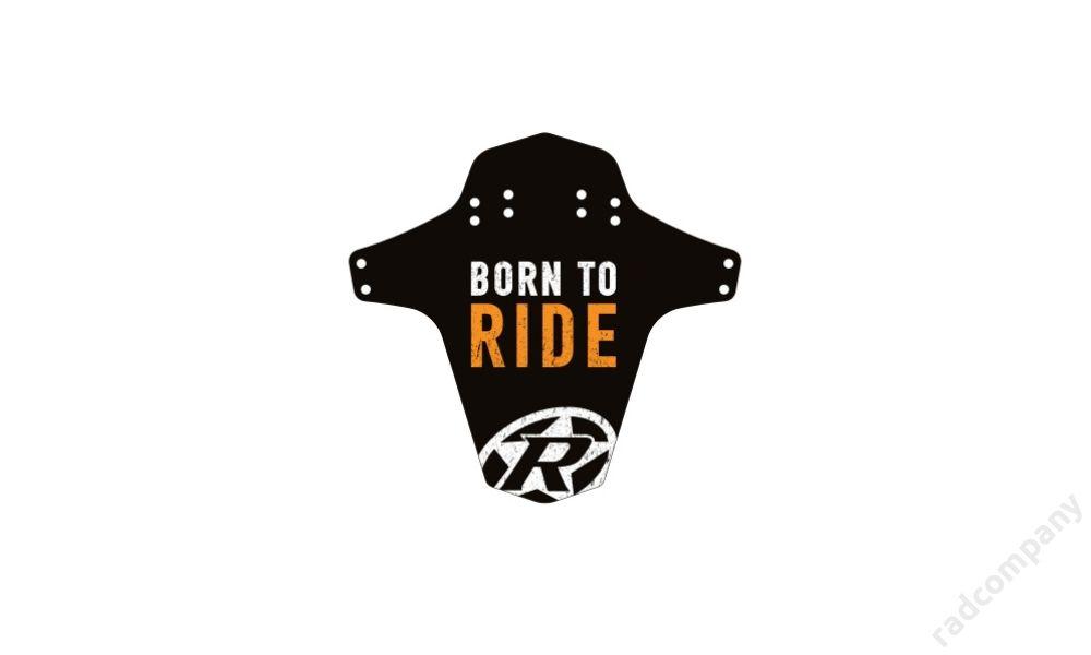 REVERSE Sárvédő - Born to Ride, FOX NARANCS