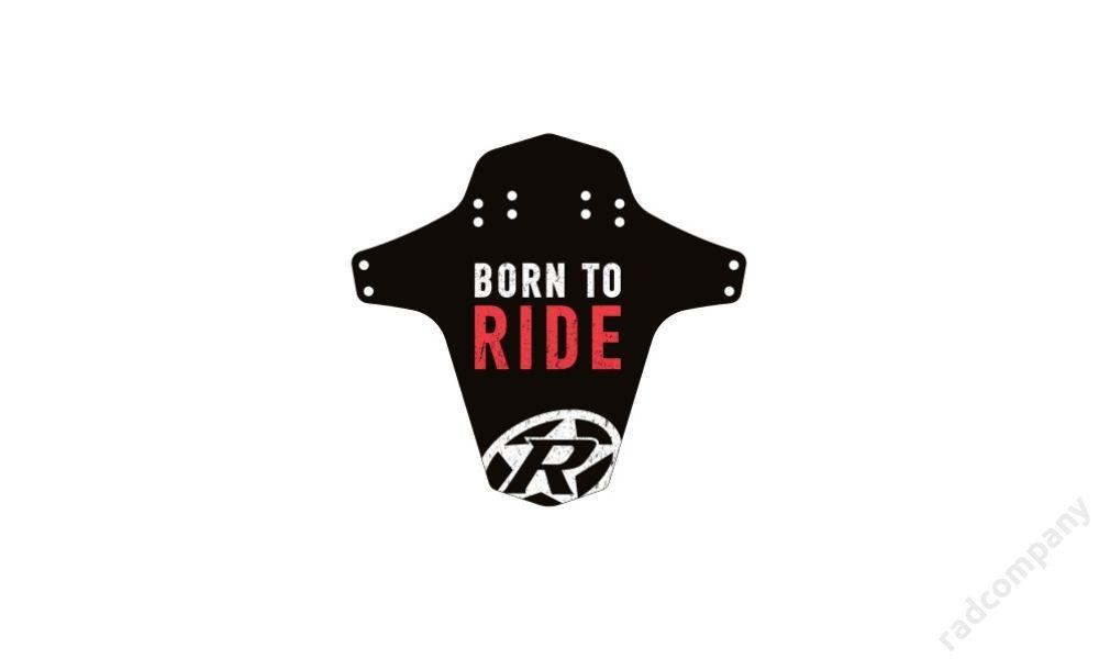 REVERSE Sárvédő - Born to Ride, PIROS