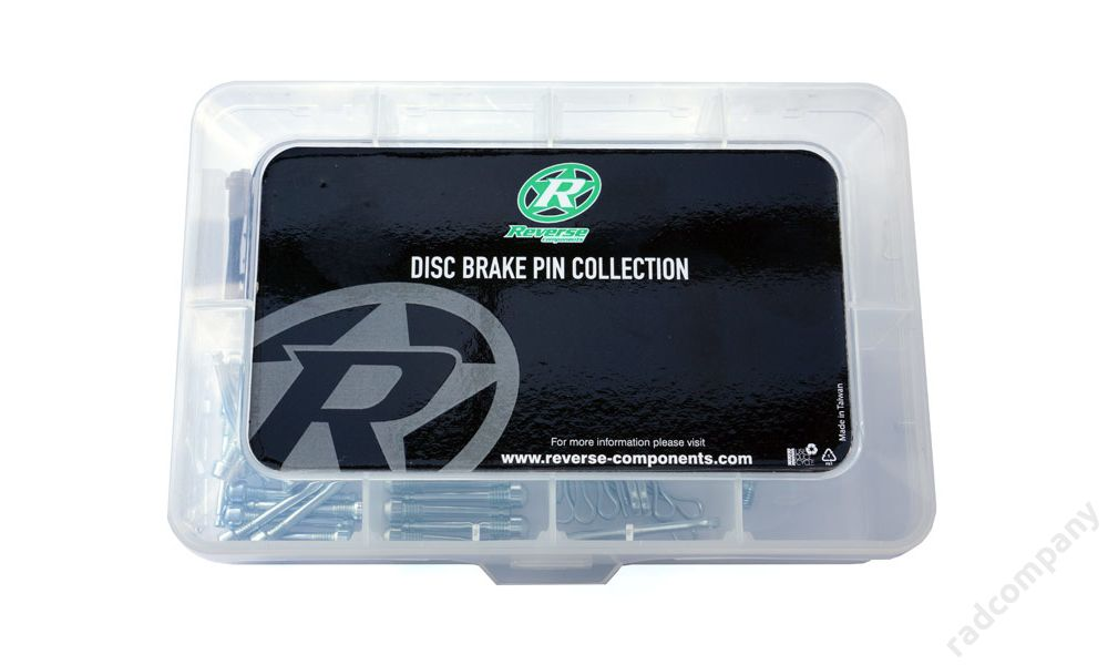 REVERSE Workshop Box - Brake Pin collection for different brake systems
