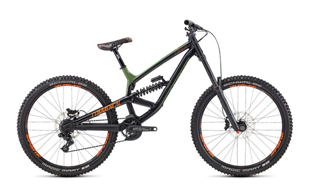 2018 Commencal Furious British Columbia Freeride kerékpár