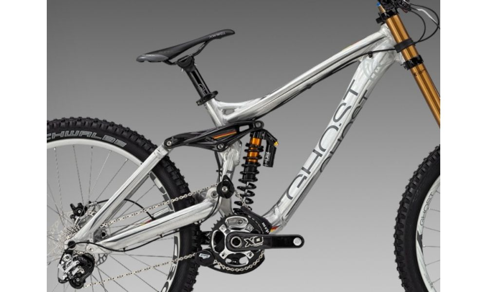 2013 Ghost DH 9000 RAW
