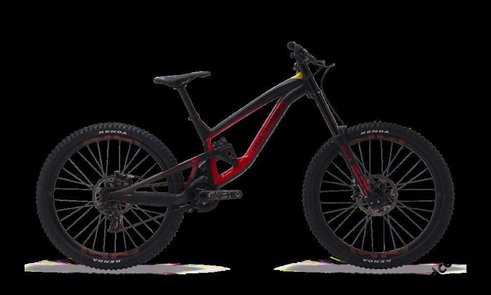 POLYGON COLLOSUS DH9 TEAM Downhill kerékpár