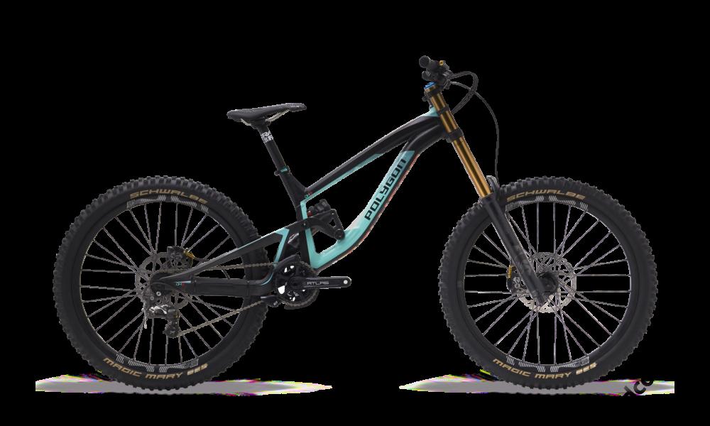 Polygon COLLOSUS DH9 Downhill kerékpár