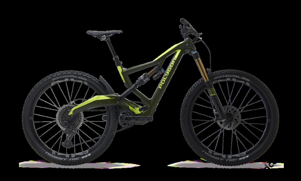 POLYGON XQUARONE EX9 Enduro kerékpár