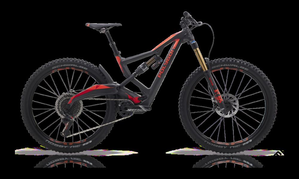 POLYGON XQUARONE EX8 Enduro kerékpár
