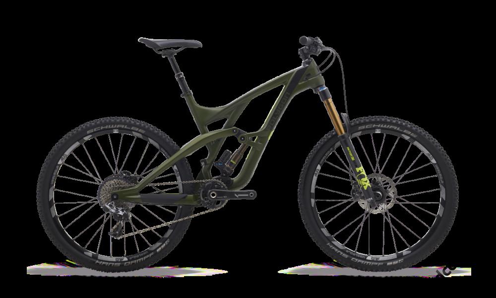 POLYGON COLLOSUS N9 XX1 Enduro kerékpár