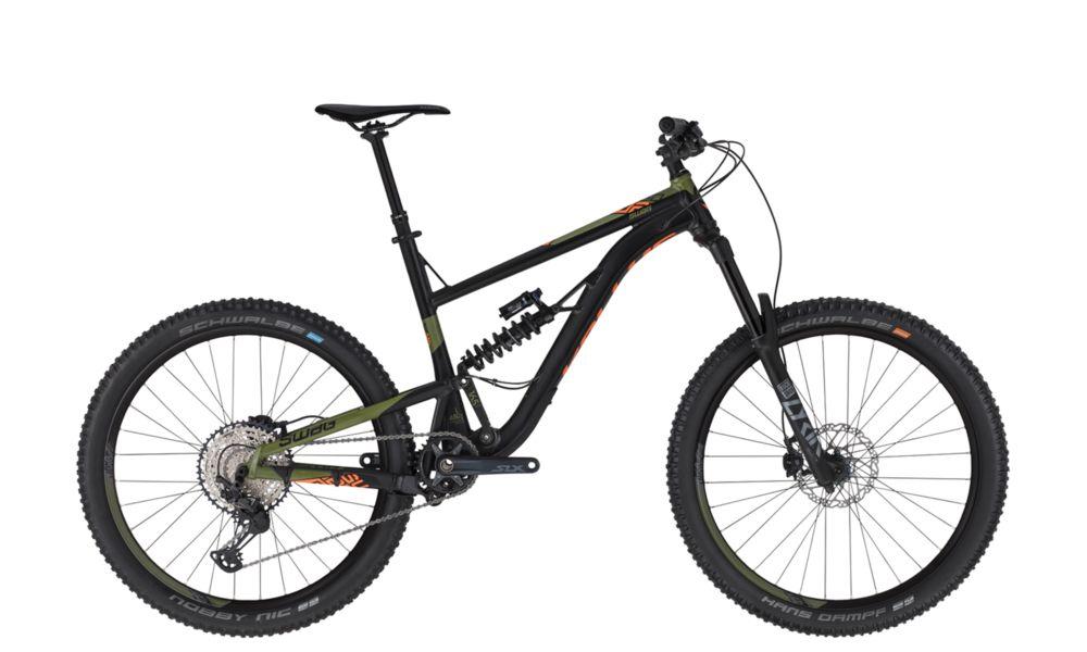 """2020 KELLYS Swag 50 Enduro kerékpár 27.5"""""""