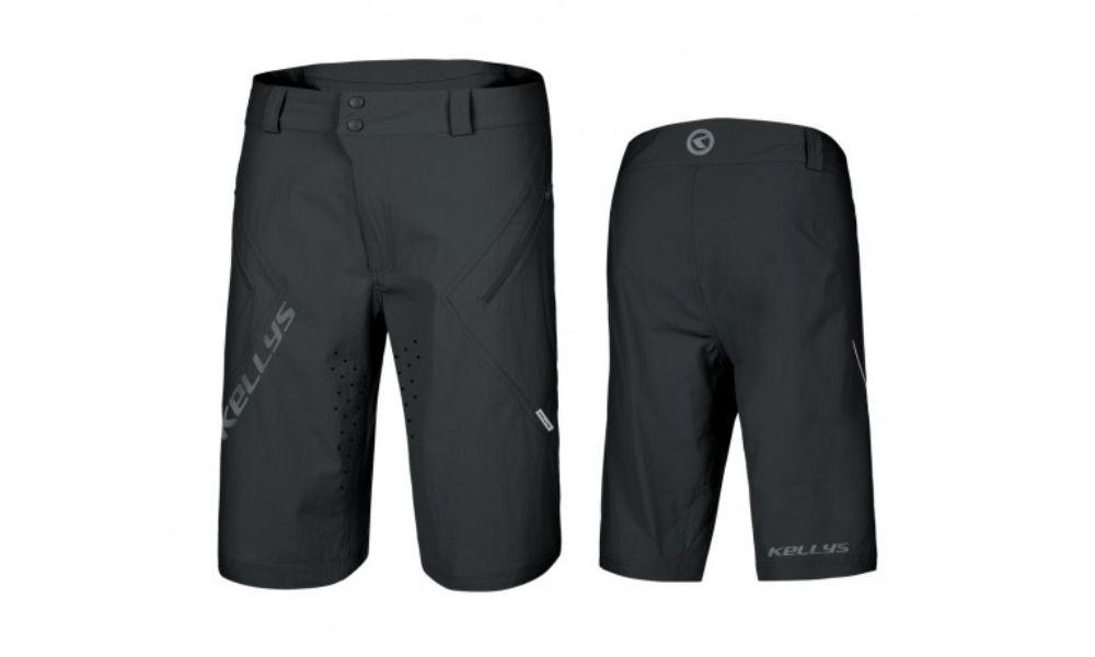 Kellys Stoke rövidnadrág fekete
