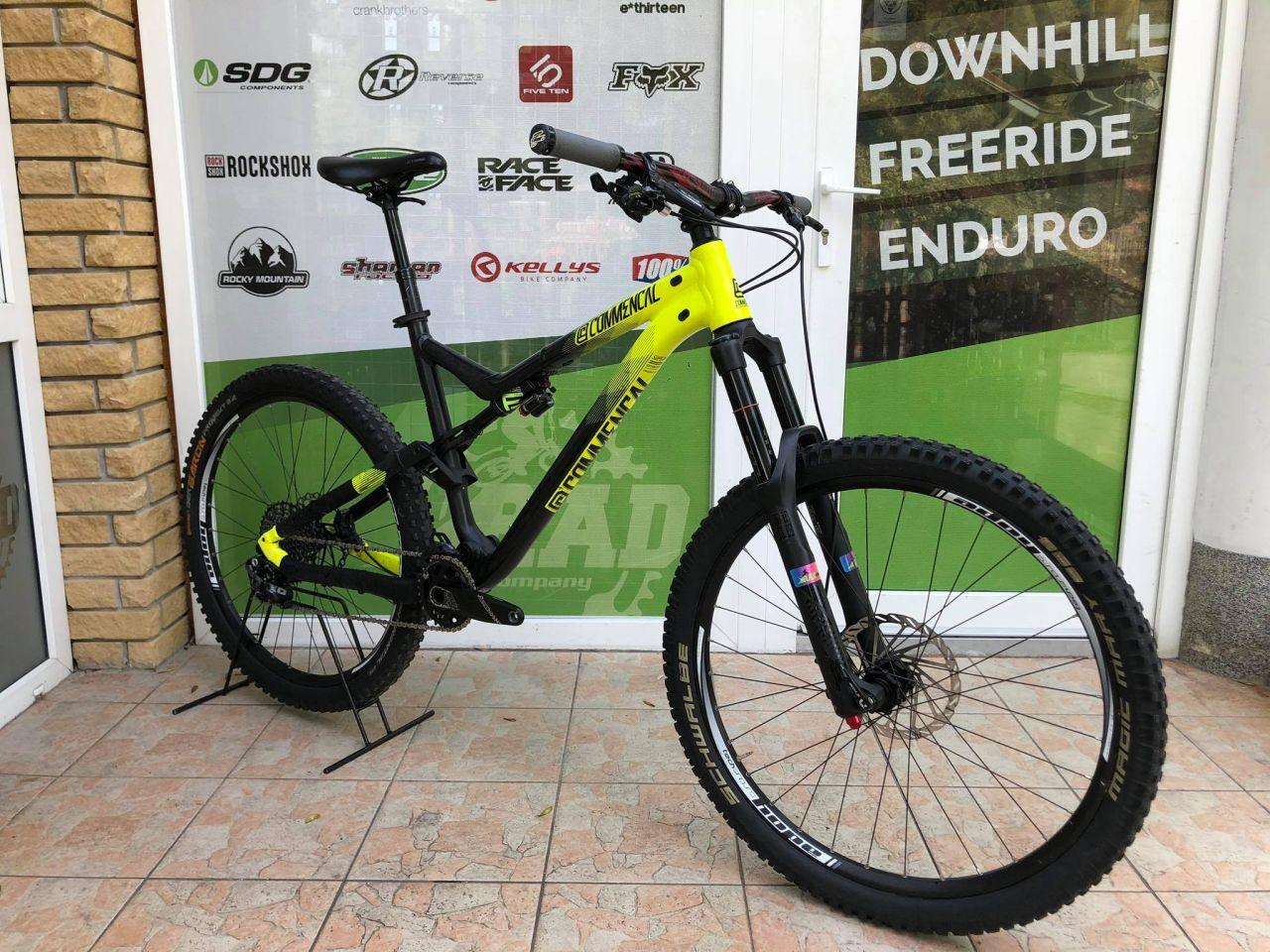 2016 Commencal Meta V4 Enduro Kerékpár