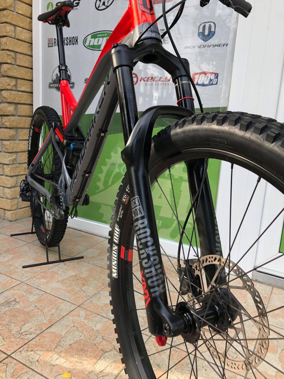 "2020 Mondraker Dune Enduro kerékpár 27.5"""